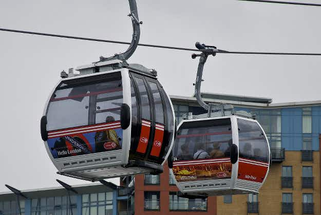 Giant cable cars could link Sicily to Italian mainland at fraction of bridge cost