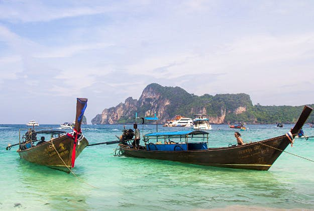 Protecting the environment: three more Thai islands closed