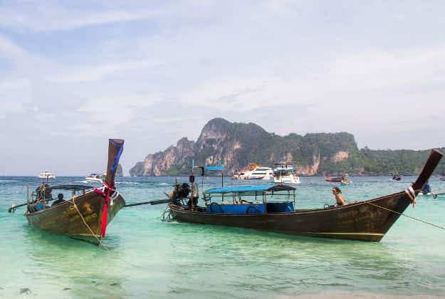 Protecting the environment: three more Thai islands closed to save nearby coral reefs