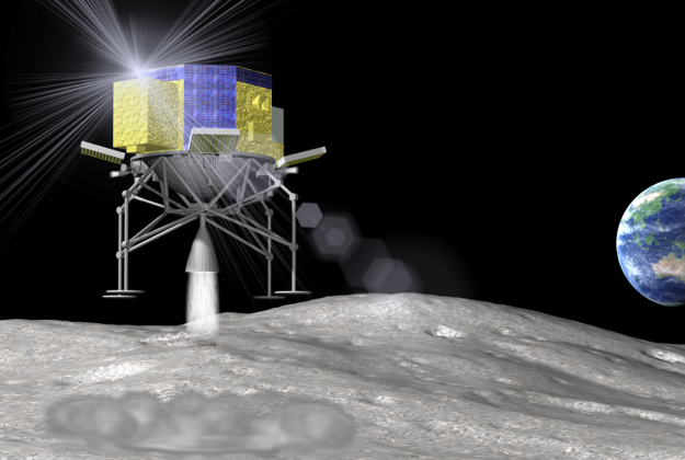 Europe plans Moon village as first base for space probes