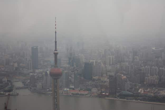 Wealthy Chinese avoiding smog by moving to Melbourne
