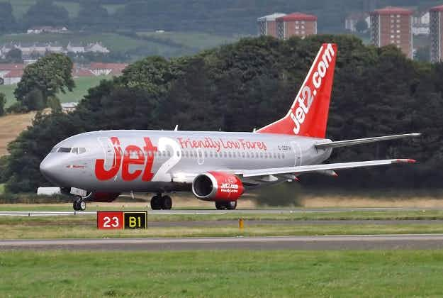 Low-cost airline Jet2.com introduces alcohol sales ban before breakfast