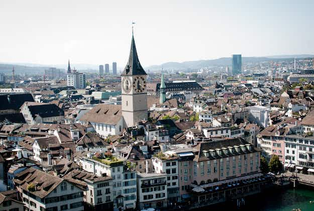 Why Zurich has been voted the most sustainable city on the planet