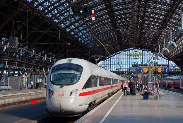 New line to knock two hours off train journeys between Berlin and Munich
