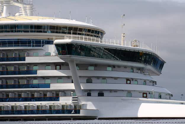 Dublin seeks greater share of lucrative cruise liner market