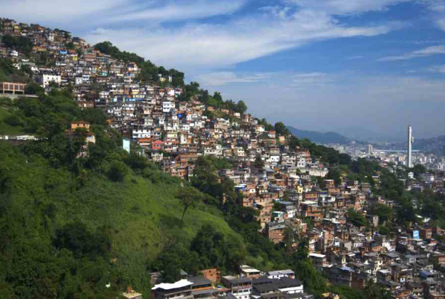 Olympic Games: huge demand for budget accommodation in Rio's favela hostels