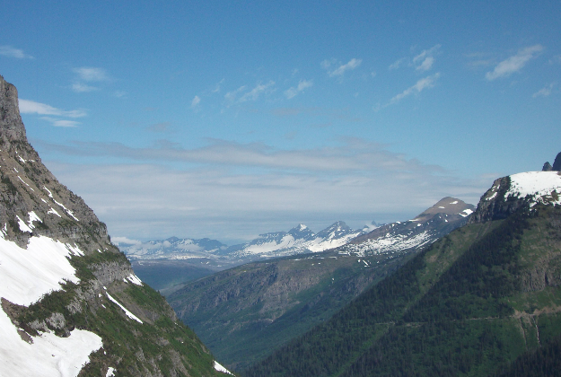Glacier National Park receives record visitor numbers in 2015