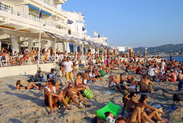 Families face new tourist tax of up to £75 on Spain's Balearic Islands