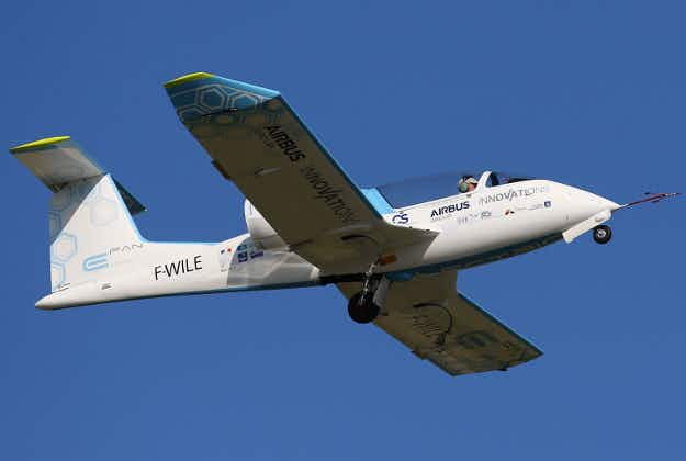 NASA plans to plug in to new era of electric-powered planes with revolutionary design