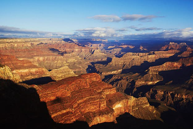 The Grand Canyon, USA, No6 in the Ultimate Travellist.