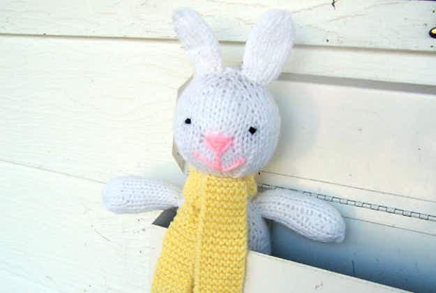 Danish airport staff seek owner of toy bunny