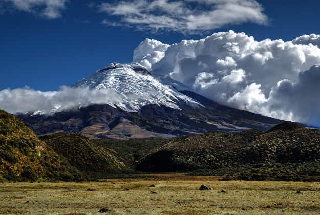 State of emergency declared in Ecuador after Volcán Cotopaxi eruption