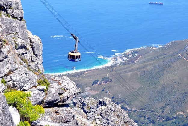 Cape Town introduces free shuttle to Table Mountain Cableway