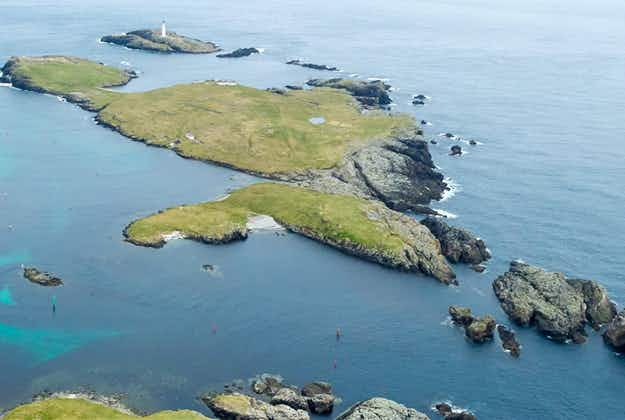 For sale: idyllic Scottish island but no running water or electricity