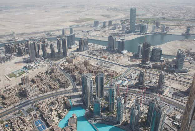Star Trek Beyond blockbuster touches down in Dubai to find its next frontier