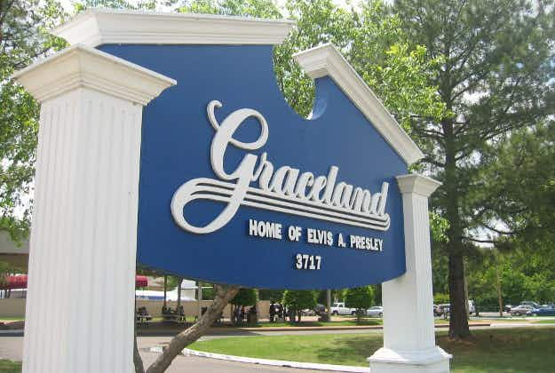 Graceland hotel in Memphis now accepting reservations