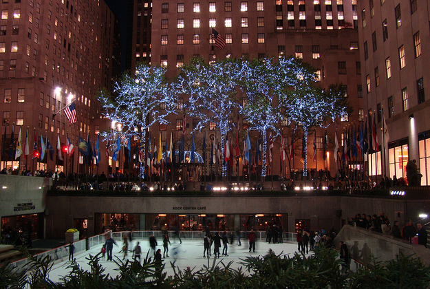 Lace up your skates and hit the ice at Rockefeller Center this weekend
