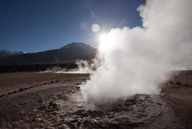Belgian woman dies after falling into geyser in Chile