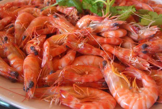 Restaurant row after shrimp dinner costs Chinese man 2,700 yuan