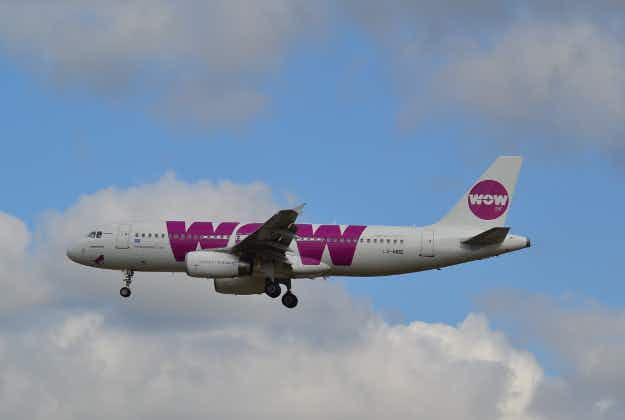 WOW Airlines to offer daily flights from Baltimore to Iceland