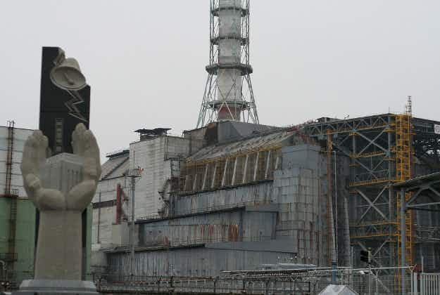 Kyiv exhibition offers virtual visit to Chernobyl ahead of 30th anniversary