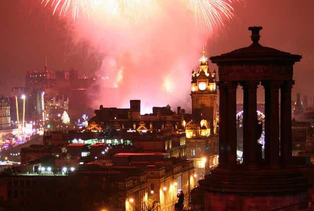 "Edinburgh's Hogmanay Festival  2017 already ""attracting huge interest"""