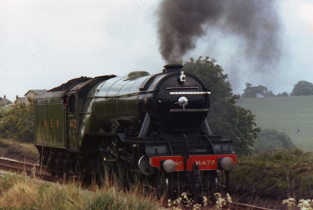Full steam ahead as Borders Railway opens for vintage travel in August and September