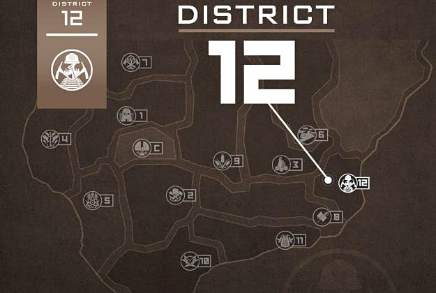 Hunger Games map explores world of Panem - Lonely Planet