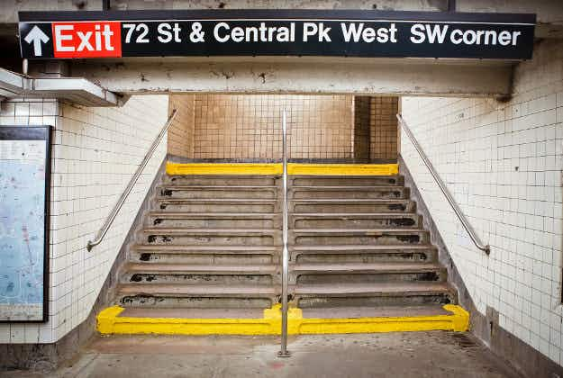 Wake up call: NY subway finds novel way of beating crime