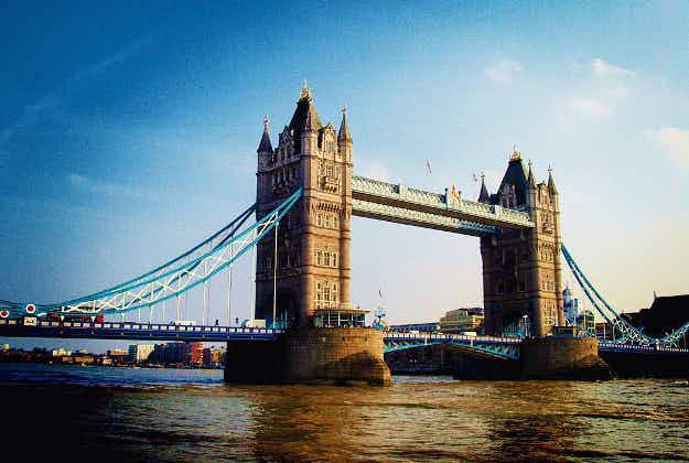 From Tower Bridge to Heathrow: Britain's most geotagged spots
