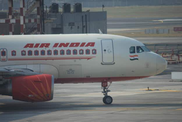 Air India ground technician sucked into jet engine in Mumbai