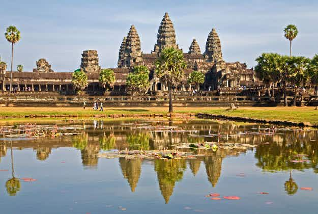 Angkor Wat temple site more extensive than previously thought
