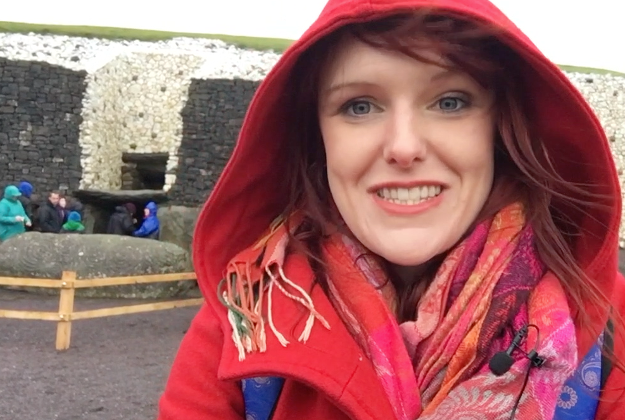 Watch a 5000-year-old winter solstice tradition at an Irish Stone Age tomb