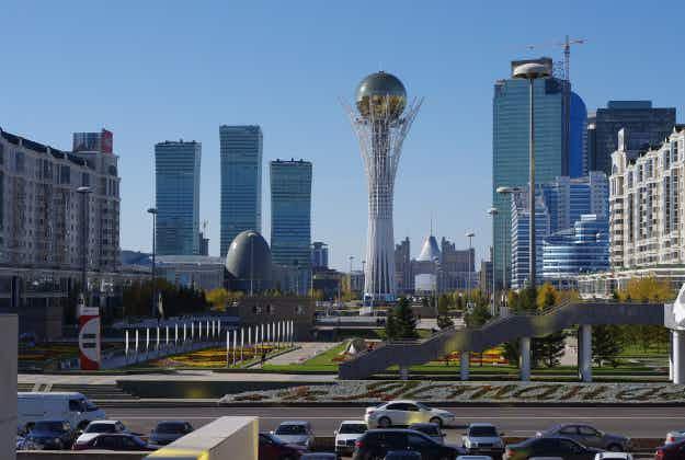 High-speed train to connect Astana, Almaty and Ürümqi by 2017