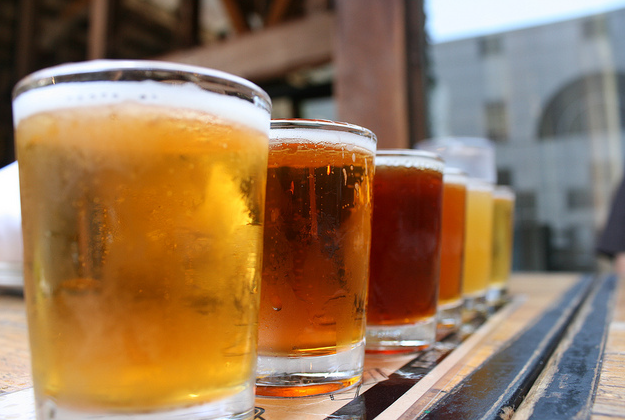 Get paid to spend the summer travelling and drinking beer with this internship