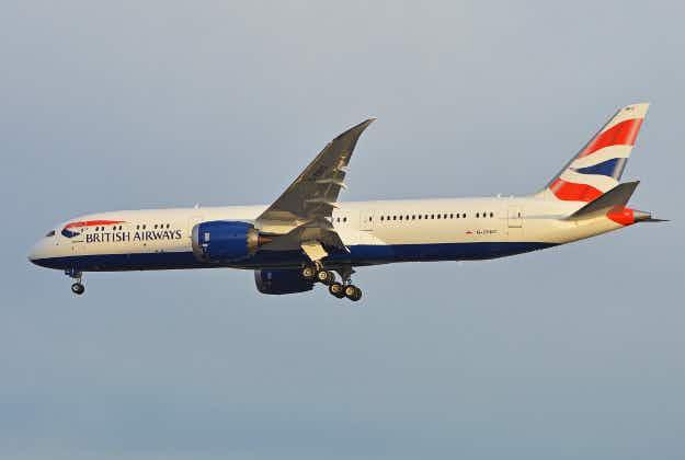 BA launches new Dreamliner on Dubai routes