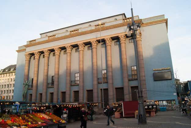 Stockholm prepares for Nobel Prize ceremony