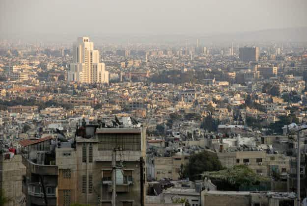 Syrian government promotes tourism despite turmoil