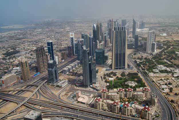 Glow-in-the-dark $8 million park to open in Dubai