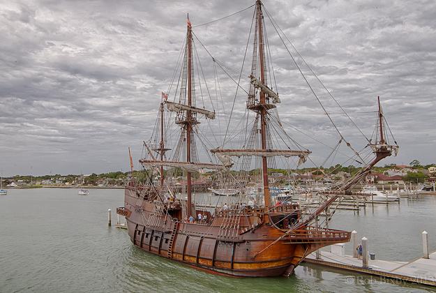 Replica of Spanish galleon now open in San Juan