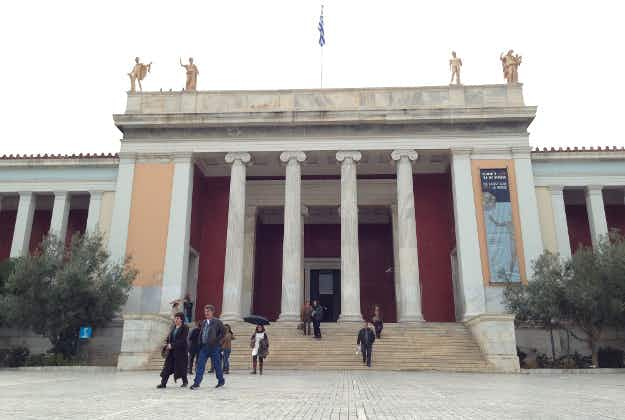 Greek museums to close on weekends as guards stop work