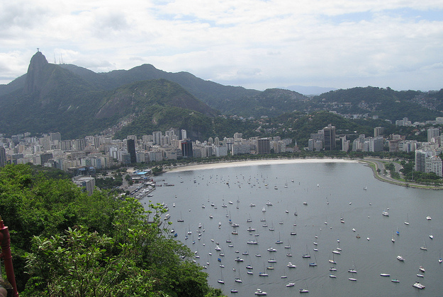 Rio water pollution stretches beyond shores