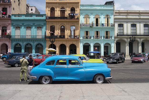 It's official! US-Cuba commerical flights resumed