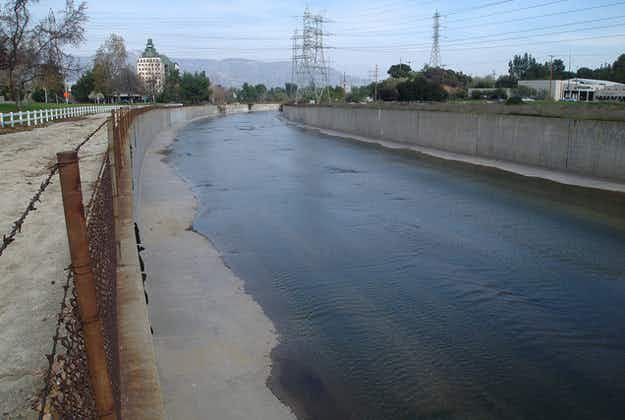 Iconic Los Angeles River to get major revamp