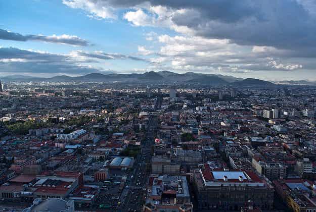 Politicians vote to rename Mexico City as - Mexico City!