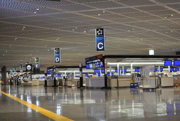Tokyo airport tests multilingual translation megaphone