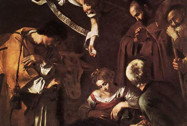 Hi-tech replica to replace stolen Caravaggio in Sicilian church