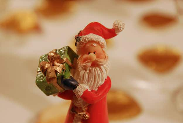 Kraków Santa gathering breaks Polish record
