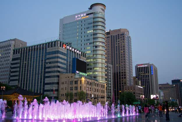 Bizarre job perk in South Korea: mock funeral