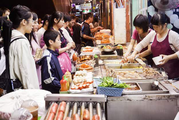 Hong Kong dessert shop sees rent hike after Michelin recommendation